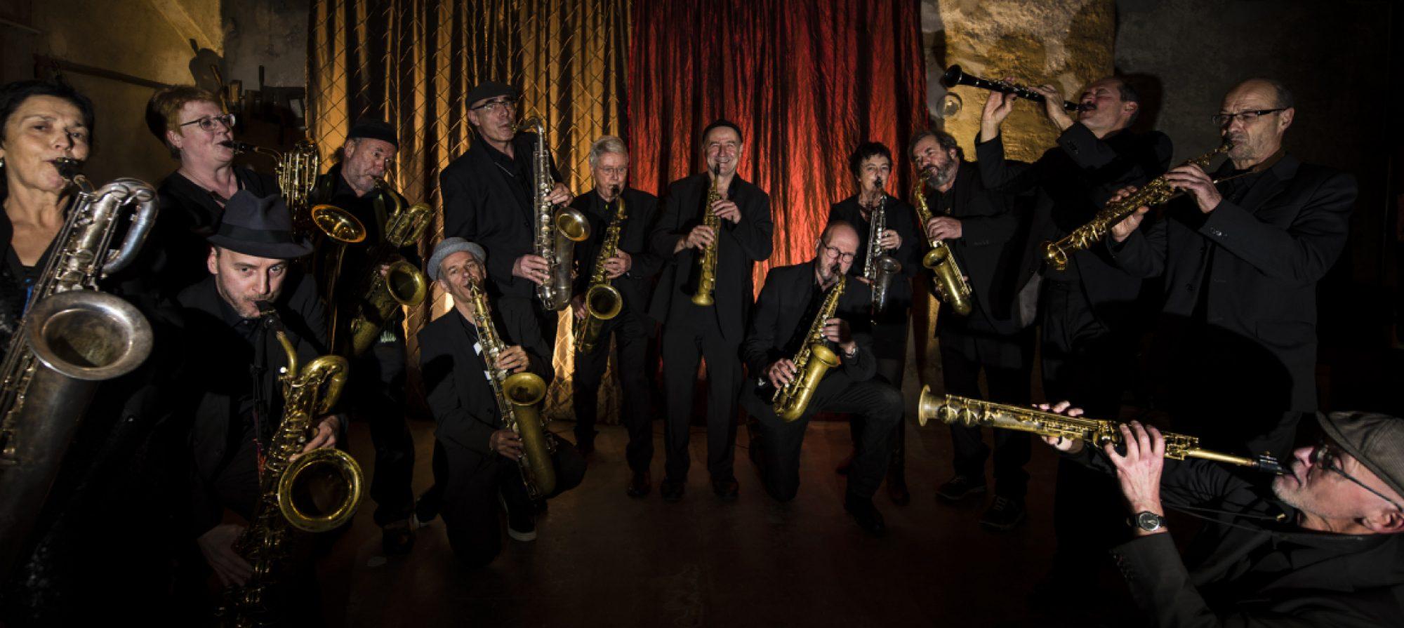 Les Saxofous